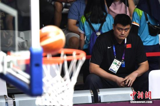 CBA denies speculation, says Yao Ming still president