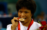 Chinese judo legend Xian Dongmei enters IJF Hall of Fame