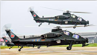 New Z-10ME helicopter ready for business: analyst