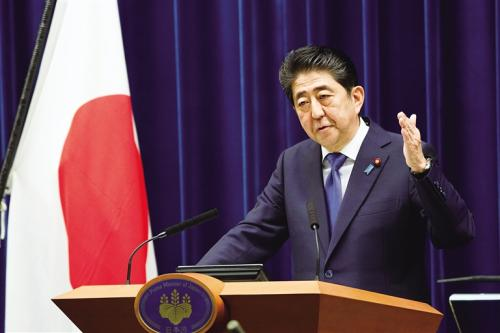 Bumpy road ahead for Japan's Abe following rank-and-file backlash in LDP leadership vote