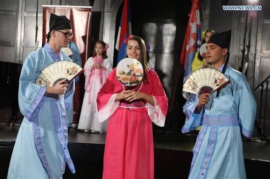 波黑孔子学院举办讲习班,弘扬中华文化