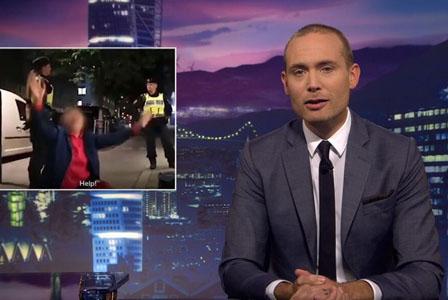 Chinese embassy criticizes Swedish Television SVT for insulting China