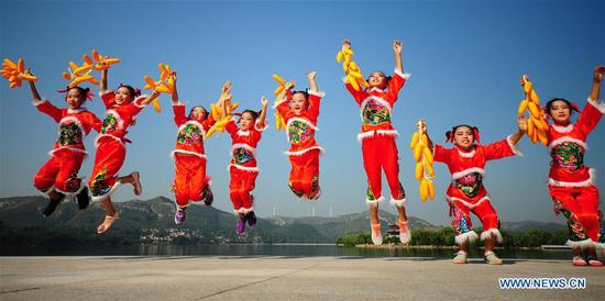 Xi marks first farmers' festival