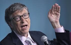 Bill Gates urges efforts to evolve financing for development