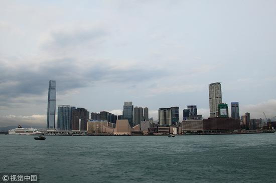 HK bans group, citing its separatist views