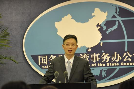 China reiterates opposition against U.S. arms sales to Taiwan: spokesperson