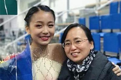 U.S.-born ice skater joins China training program