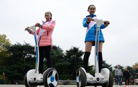 Beijing bans scooters and self-balancing transporters from roads