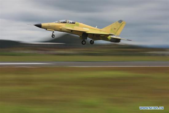 China's FTC-2000G versatile aircraft conducts maiden flight
