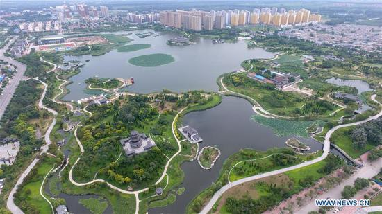 China's economic hubs face grave ecological challenges