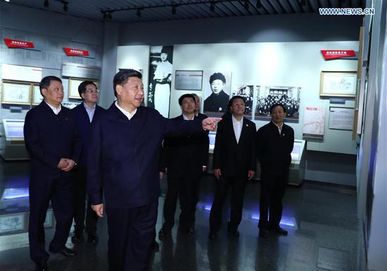 Xi stresses revitalization of northeast China