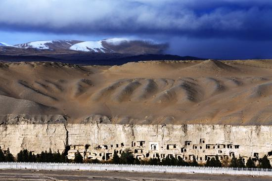 Reviving the old silk road