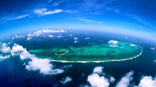 China opposes U.S. provocation in its territorial waters
