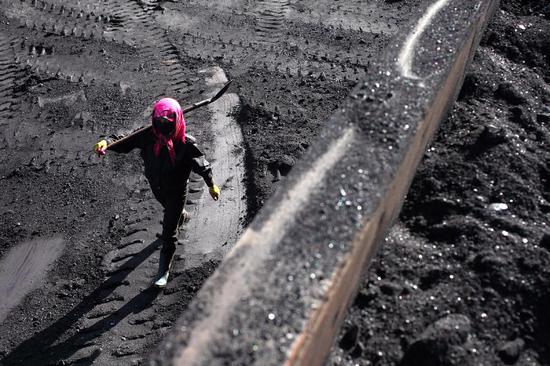 Qinghai cuts 2.1 mln tonnes of overcapacity in coal sector