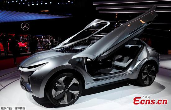 Highlights from the Paris Motor Show