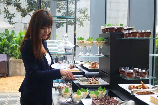 1,200 yuan brunches herald evolving dining tastes in China