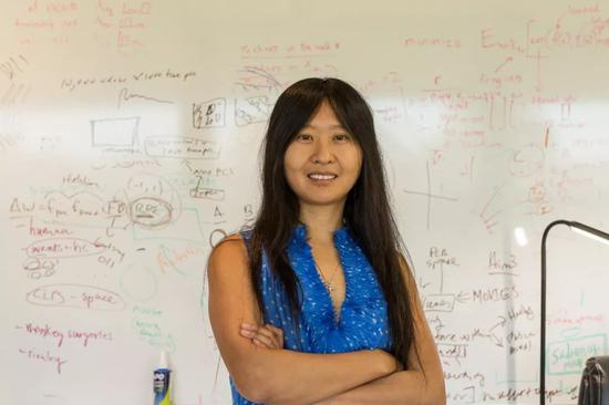 Chinese American scientist wins Genius Grant