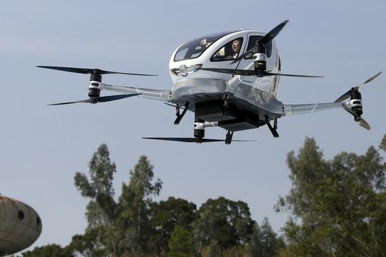 Buckle up, flying cars are poised to take off