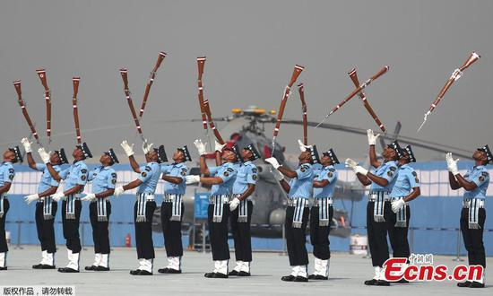 Indian Air Force celebrates its 86th anniversary