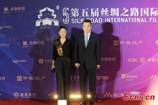 Fifth Silk Road International Film Festival opens in Xi'an