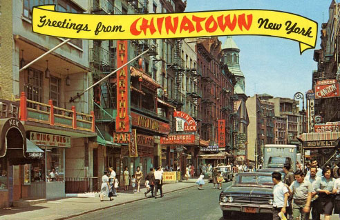 New York museum to hold Chinatown-themed documentary photo exhibition