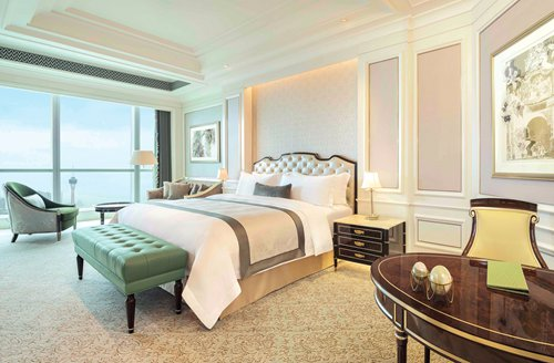 The St. Regis Zhuhai to hold opening ceremony