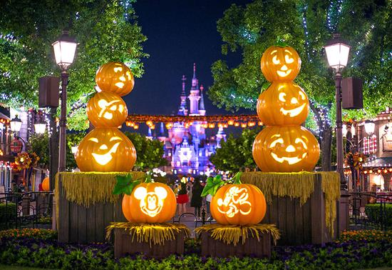 Shanghai Disney Resort readies for Halloween