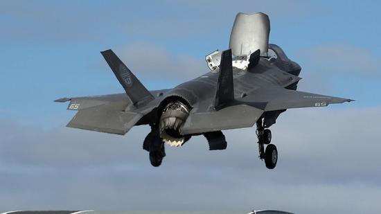 Pentagon suspends all F-35 flights after crash