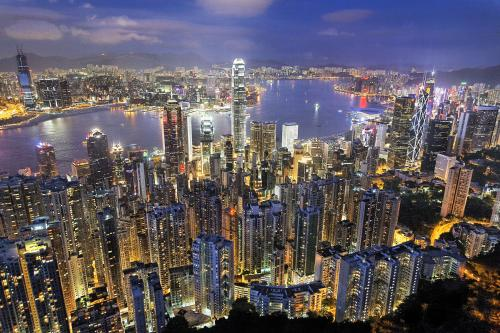 Hong Kong rises to China's most competitive city