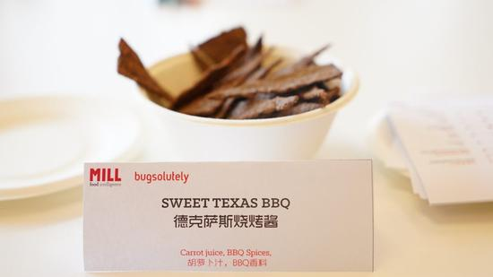 Silkworm crisps – A new spin on snacks in China