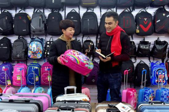 Yiwu introduces new rules to welcome foreigners