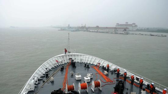 China, Malaysia, Thailand to hold joint drill