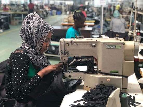 Manufacturers look to switch production to Africa