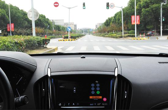 GM drives in China toward vision free of emissions, congestion