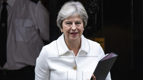 PM May insists Brexit deal 'achievable' as 'real progress' scored