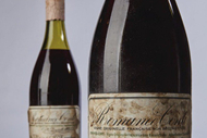 Rare bottle of wine auctioned for world-record 558,000 dollars