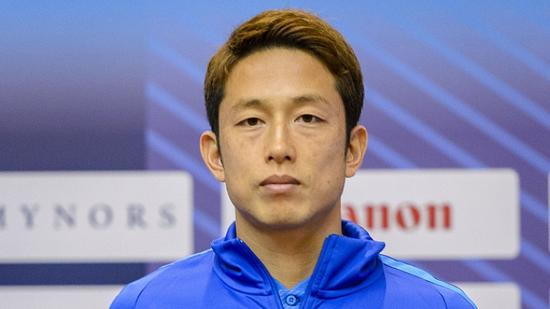 Japanese football player obtains Chinese nationality