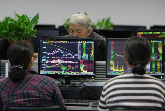 Equities decline as sentiment ebbs