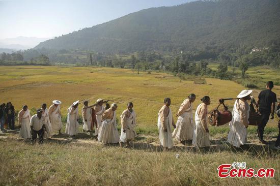 Shikali festival observed in Nepal