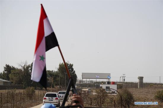 Syria's gates to neighboring countries start opening after years of isolation