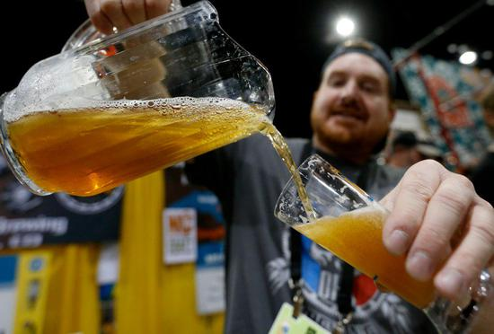 Sober moment: climate change predicted to push up beer prices