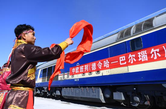 Gov't to assess railway links to Europe
