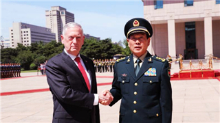 China, U.S. ministers meet to ease tension
