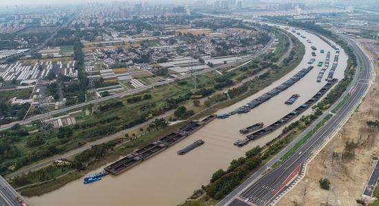 Grand canal inspires grand plan
