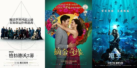 Hollywood blockbusters flock to Chinese market