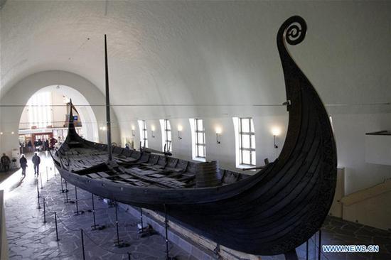 Norway's prized Viking ships in danger of