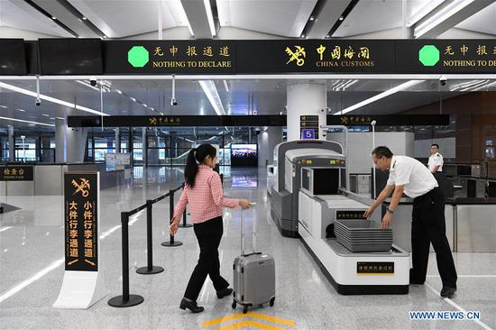 Macao ready for launch of HK-Zhuhai-Macao Bridge