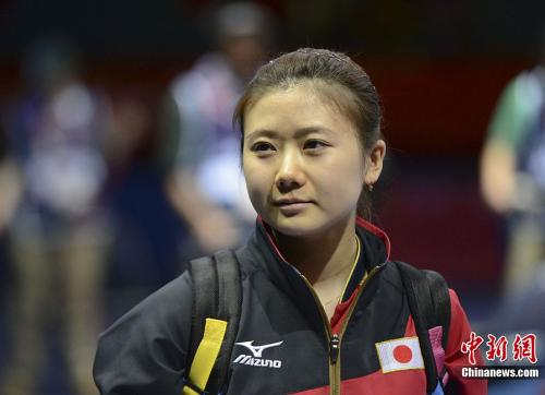 Japanese table tennis star Ai Fukuhara announces retirement