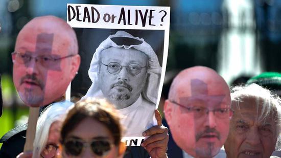 Saudi Arabia admits 'grave mistake' over journalist's death