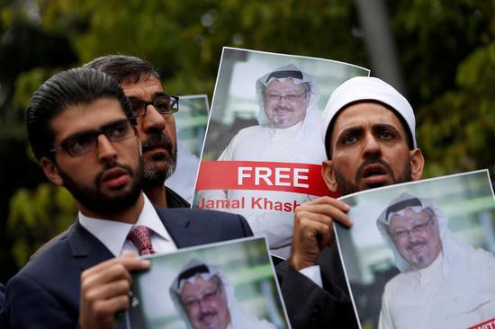 Saudis' stories meet with skepticism